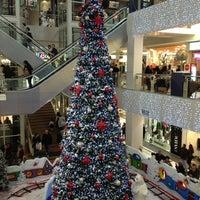 Photo taken at La Grande Mela Shoppingland by Hiba on 12/22/2012