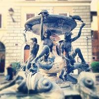 Foto scattata a Fontana delle Tartarughe da Andrea il 10/6/2012