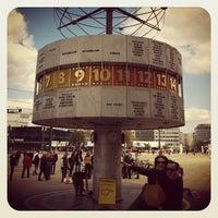Das Foto wurde bei Alexanderplatz von Konstantin D. am 4/28/2013 aufgenommen