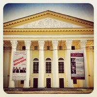Photo taken at Драматический театр by Konstantin D. on 2/21/2013
