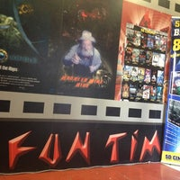 Photo taken at Funtime 5D Cinema by Sye on 10/16/2013