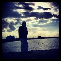 Photo taken at Pelabuhan Mayangan by Febriane D. on 7/24/2013