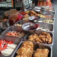 Photo taken at Pasar Malam Bandar Seri Putra by Najwa H. on 1/14/2017