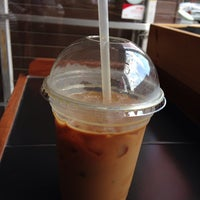 Photo taken at Redline Coffee and Espresso by JenKudu on 7/13/2014