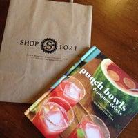 Photo taken at Shop 1021 by JenKudu on 6/22/2015