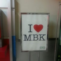 Photo taken at MBK Center by Arezique on 3/2/2013