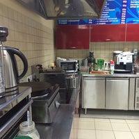 "Photo taken at Кафе ""Мария"" by Olga I. on 4/12/2014"