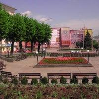 Снимок сделан в Центральная площадь пользователем Oleksii F. 5/4/2013