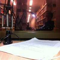 Photo taken at UEA Library by Filip on 10/3/2012