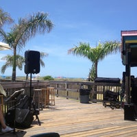 Photo taken at Jimmy B's Beach Bar by Ronnie H. on 5/27/2013