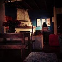 Photo taken at Pousada Casa Bonita by Daniel d. on 5/18/2013