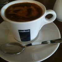 Photo taken at Lavazza by Hilal on 9/4/2013