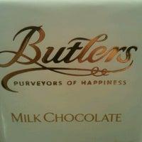 Снимок сделан в Butlers Chocolate Café пользователем Fernando S. 3/23/2013