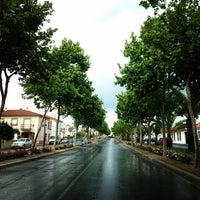 Photo taken at La Antilla by Majed A. on 8/10/2014