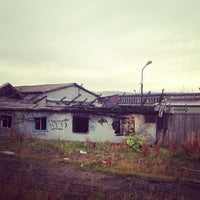 Photo taken at травка У Рельсов by Константин on 9/17/2013