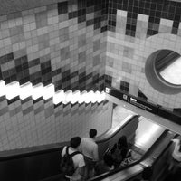 Photo taken at Metro Campo Grande [AM,VD] by Daniel P. on 10/12/2012