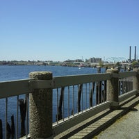 Photo taken at India Point by Starla F. on 5/11/2014
