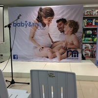 Photo taken at Mothercare Philippines by Nerida dela Cruz on 5/31/2014