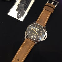 Photo taken at Panerai İstanbul Boutique by Alen on 10/2/2013