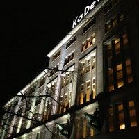 Foto tirada no(a) Kaufhaus des Westens (KaDeWe) por Angelo B. em 1/23/2013
