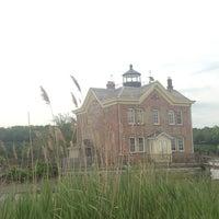 Photo taken at Saugerties Lighthouse by Katrina M. on 5/18/2013