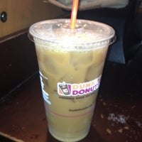 Photo taken at Dunkin' Donuts by Catherine on 10/31/2012