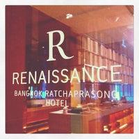 Photo taken at Renaissance Bangkok Ratchaprasong Hotel by Kittiphong B. on 10/25/2012