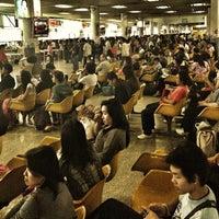Photo taken at Bangkok Bus Terminal (Chatuchak) by Kittiphong B. on 4/12/2013