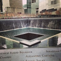 Photo taken at National September 11 Memorial & Museum by Kittiphong B. on 4/1/2013