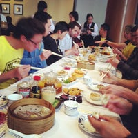 Photo taken at Yank Sing by Tim O. on 9/20/2012