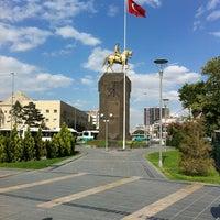 8/8/2013 tarihinde Orhan A.ziyaretçi tarafından Cumhuriyet Meydanı'de çekilen fotoğraf