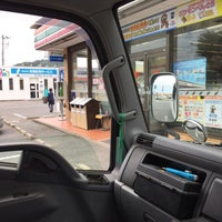Photo taken at 7-Eleven by 記正 の. on 7/13/2016
