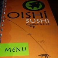 5/15/2014에 Xime A.님이 Oishi Sushi에서 찍은 사진