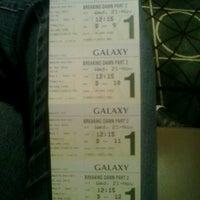 Photo taken at Galaxy XXI by Alin L. on 11/21/2012