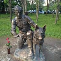 Photo taken at Терлецкий лесопарк by Юля on 5/29/2013