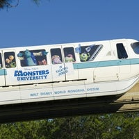 Photo taken at Monorail Teal by ⛄️ Mark S. on 5/25/2013