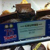 Photo taken at Crumbs Bake Shop by ⛄️ Mark S. on 4/2/2013