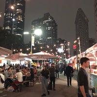 Foto scattata a Mad. Square Eats da T il 9/12/2018
