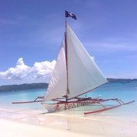 Photo taken at Boracay Island by Sergey V. on 9/3/2013
