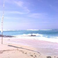 Photo taken at Pandawa Beach by Sergey V. on 4/28/2013