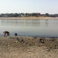 Photo taken at Lago de Guadalupe by Arturo David on 4/21/2013
