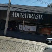 Photo taken at Adega Brasil Auto Serviço by Sergio A. on 2/15/2017