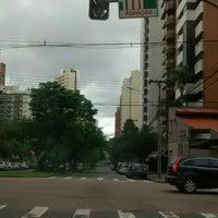 Photo taken at Avenida Silva Jardim by Sergio A. on 12/21/2015