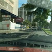 Photo taken at Avenida Silva Jardim by Sergio A. on 12/23/2016