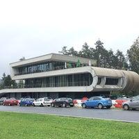 Photo taken at AMZS - Center varne voznje by Barbara K. on 9/13/2014