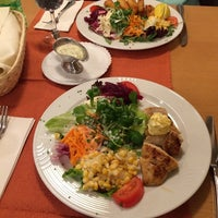 Photo taken at Restaurant Gmüetliberg by Ahmed A. on 5/20/2014