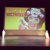 Photo taken at Illusion Theater by Dan K. on 12/16/2013