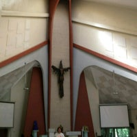 Photo taken at Chapel of St. Benedict by Jin Je on 4/14/2017