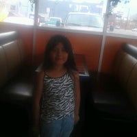Photo taken at Los Mesones Taqueria by Augusta V. on 4/7/2013
