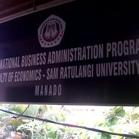 Photo taken at International Business Administration (IBA) by Valent R. on 6/21/2013